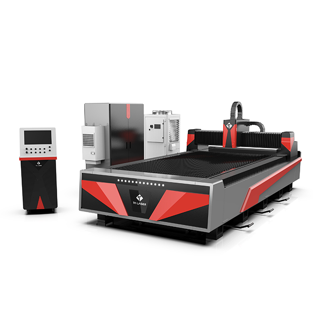 Open Type Single Table Laser Cutting Machine