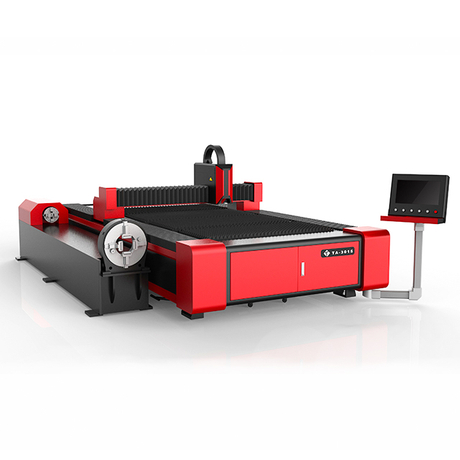 Integrated Sheet and Tube Laser Cutting Machine